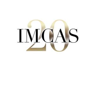 logotipo do imcas