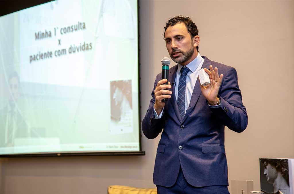 Dr. Roberto Chacur ministra em São Paulo seu primeiro Workshop Hands On